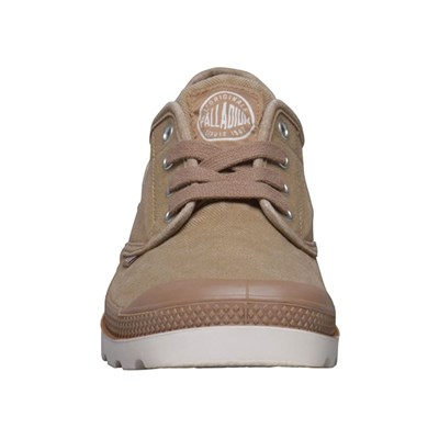 PALLADIUM OXFORD - Baskets - camel