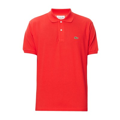 L1212 - Polo - rouge