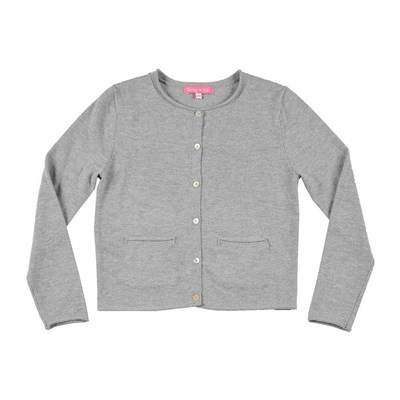DERHY KIDS Macha - Cardigan - gris
