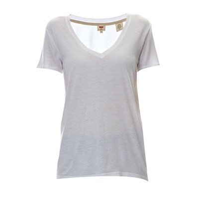 Perfect VNeck - T-shirt - blanc