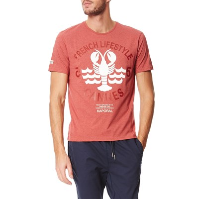 Carote17 - T-shirt - rouge