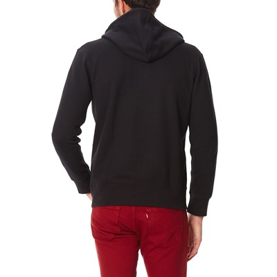 Original Zip Up - Sweat à capuche - noir