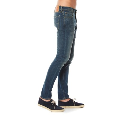 512 - Slim Taper Fit - Jean slim - denim bleu