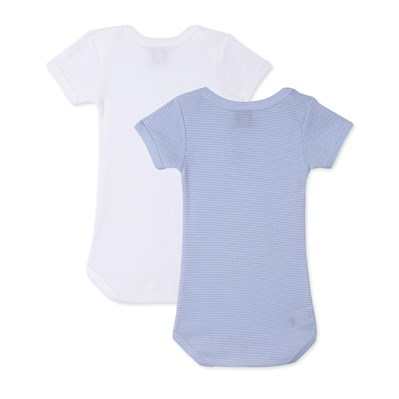 Lot de 2 bodies - bleu