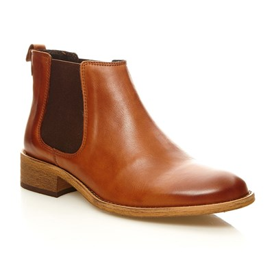Flea - Bottines - cognac