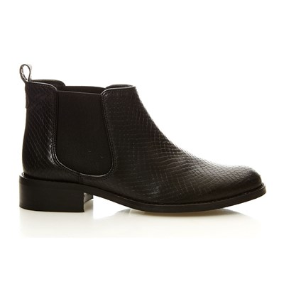 FLlea - Bottines - noir