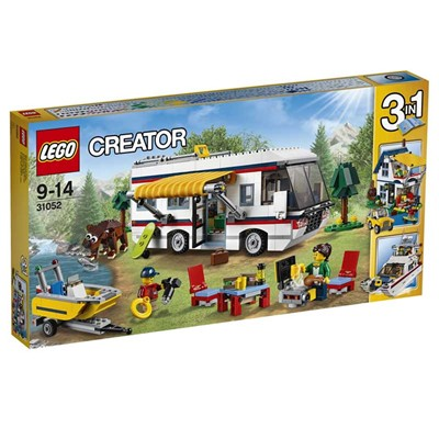 Creator - Coffret camping car - multicolore