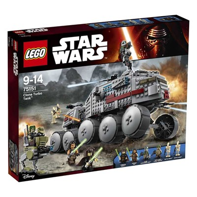 Star Wars - Coffret turbo tank - multicolore