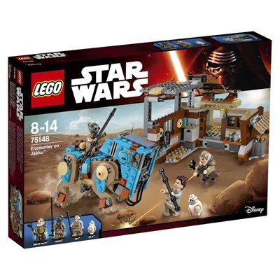 Star Wars - Coffret rencontre sur Jakku - multicolore