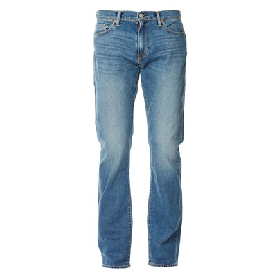504 - Regular Straight Fit - Jean droit - denim bleu