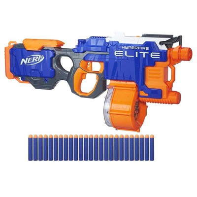 Hasbro Nerf elite hyperfire - multicolore