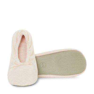 Chaussons ballerines - rose clair