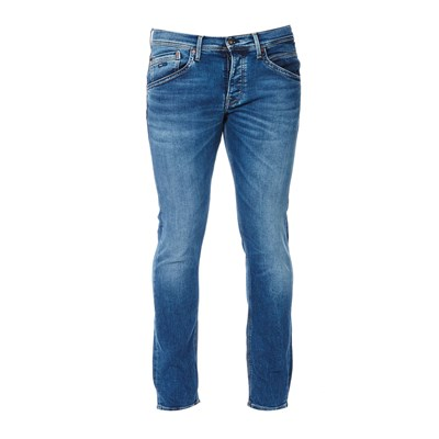 track - Jean regular - denim bleu