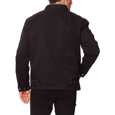 Harrington Trucker - Veste - noir