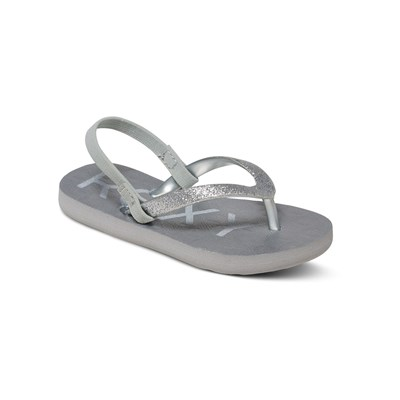 zapatillas Roxy Viva Chanclas gris