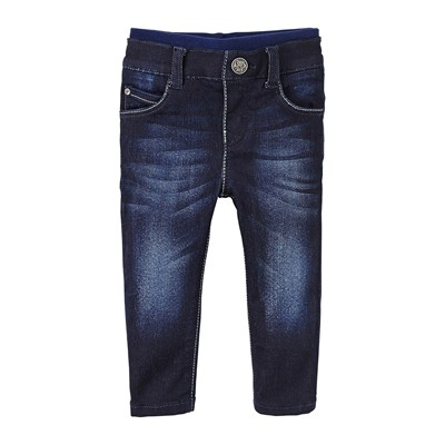 Charly - Jean droit - denim bleu