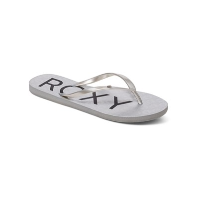 zapatillas Roxy Sandy Chanclas gris