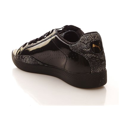 Match Lo - Baskets en cuir - noir