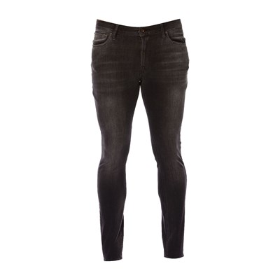 Liam - Jean slim - denim noir