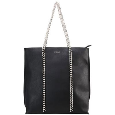 Replay Sac shopping - noir