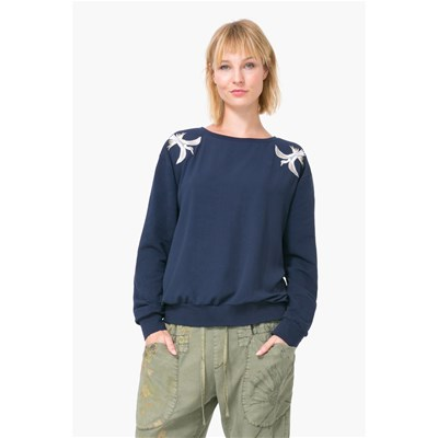 Lago - Sweat-shirt - bleu