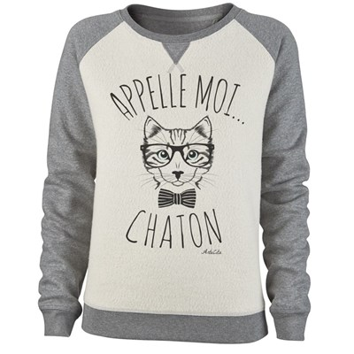 Artecita Chaton - sweat-shirt