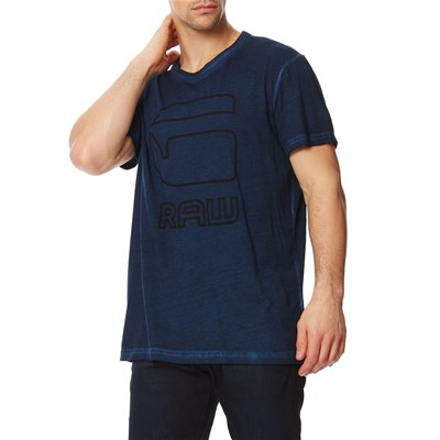 Nact mc - T-shirt - bleu