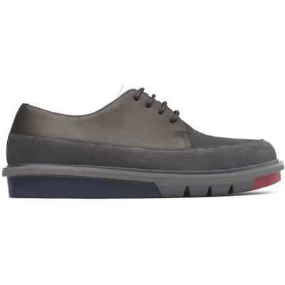 Mateo - Derbies en cuir - multicolore