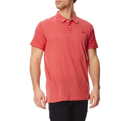 Quiksilver Cimbelloport - Polo - rouge