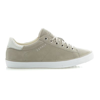 Miana Lace Up - Baskets - gris