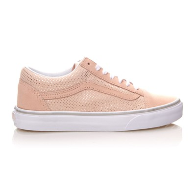 Old Skool - Baskets en cuir suédé - rose
