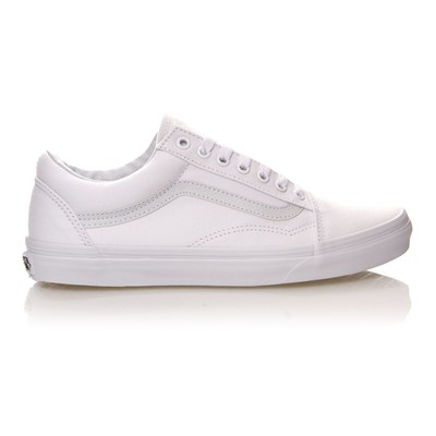Old Skool - Baskets - blanc