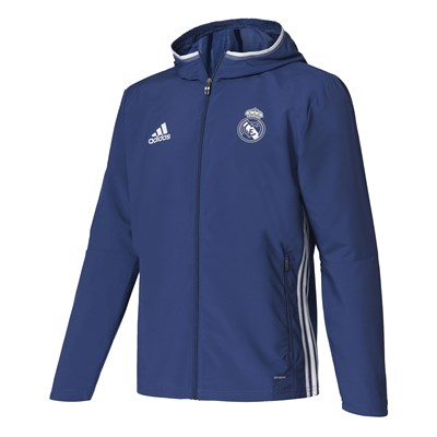 Real de Madrid - Veste de football - bleu foncé