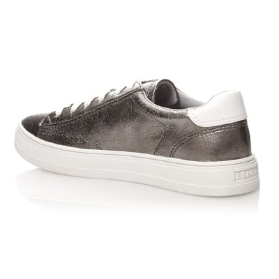 Sidney Lace Up - Baskets - gris