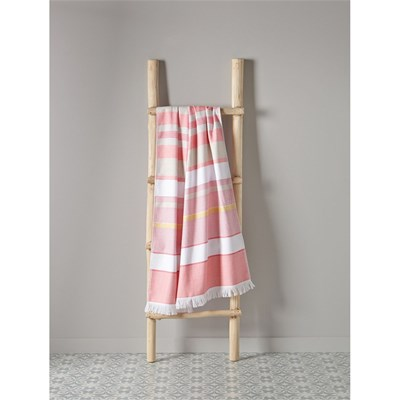 Fouta - rose indien