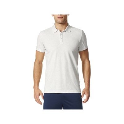 Adidas Performance polo - blanc