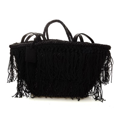 Pepe Jeans London Bolsa de playa - negro