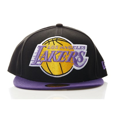 59Fifty Lakers - Casquette - violet