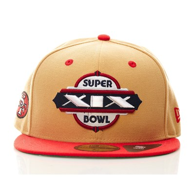 New Era San Francisco 49ers - Gorra - beige