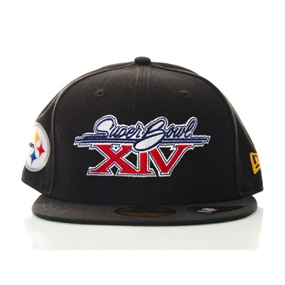59Fifty Steelers - Casquette - noir
