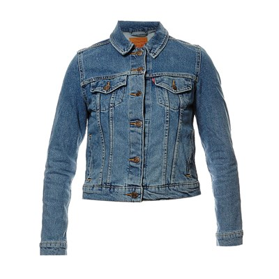 Original Trucker - Veste en jean - denim bleu