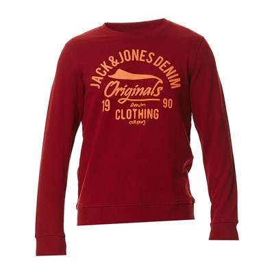 Tometo - Sweat-shirt - bordeaux