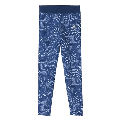 Adidas Performance legging - bleu