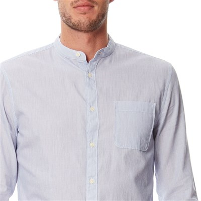 PEPE JEANS LONDON Glenroy Stripes - Chemise - bleu