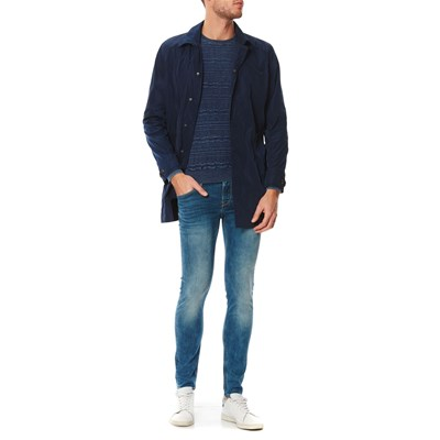 PEPE JEANS LONDON Tracy - Trench - bleu foncé