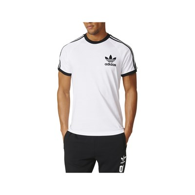 Adidas Originals t-Shirt manches courtes - blanc