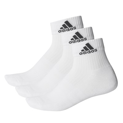 Adidas Performance chaussettes - blanc