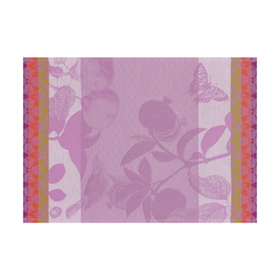 Jardin de paradis - Sets de table - violet