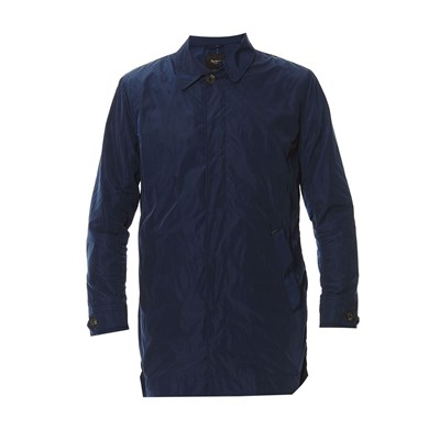 PEPE JEANS LONDON Tracy - Forme trench, imperméable : Trench - bleu foncé