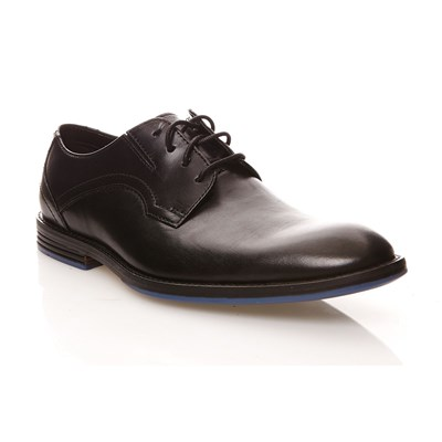 Prangley Walk - Derbies en cuir - noir